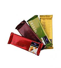 temptation chocolate bars